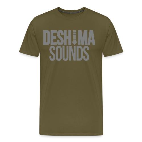 Grey - Men's Premium T-Shirt