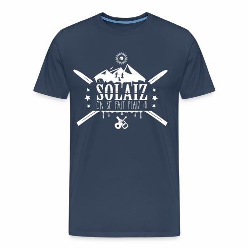 A Solaiz on se fait plaiz - T-shirt Premium Homme
