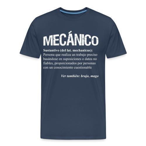 ¿Mecánico = Mago? - Camiseta premium hombre