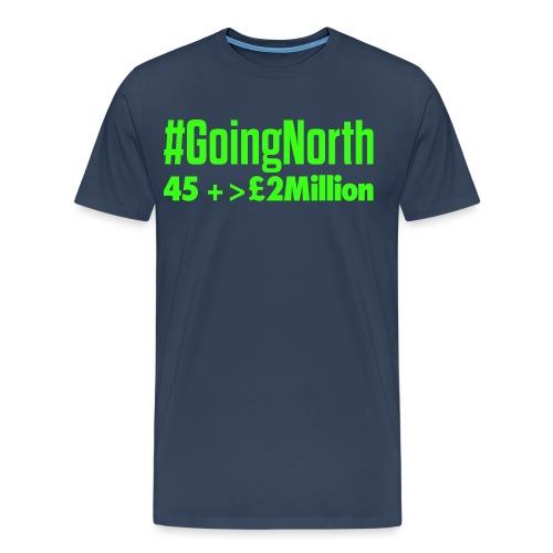 The BNI Journey - Men's Premium T-Shirt