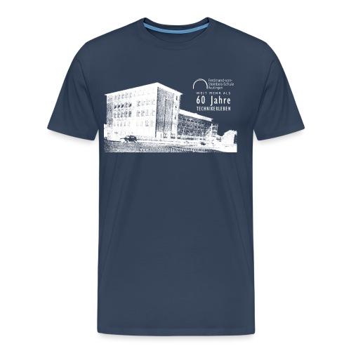 Weit mehr als 60 Jahre w - Männer Premium T-Shirt