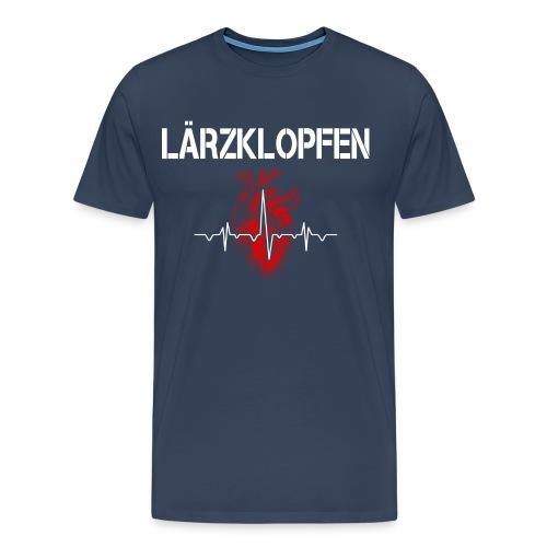 Lärzklopfen - Männer Premium T-Shirt