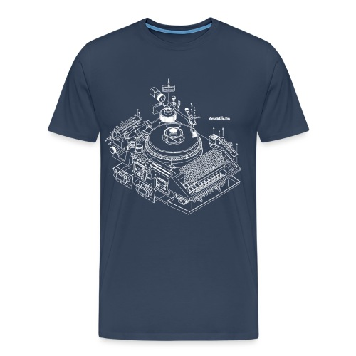 detektor.fm Explosion we - Männer Premium T-Shirt