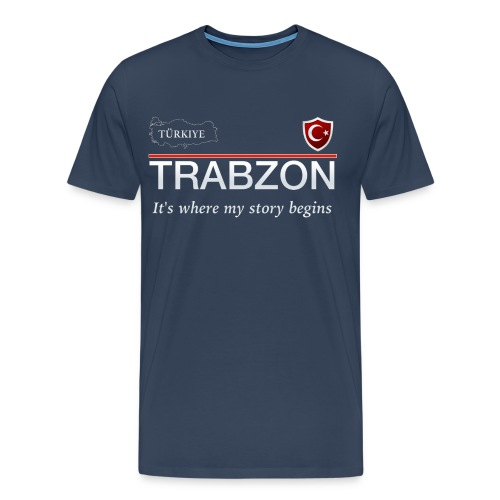 Trabzon - Männer Premium T-Shirt