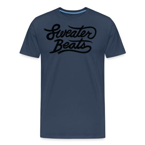 Djferum's logo - Premium T-skjorte for menn