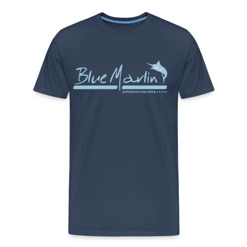 BlueMarlin Divestyle - Männer Premium T-Shirt