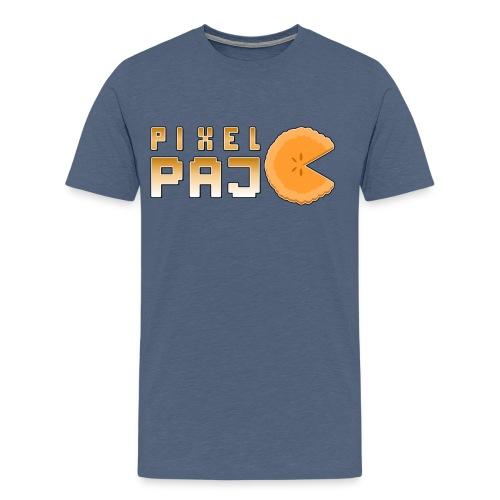 pixerupaj3 - Premium-T-shirt herr