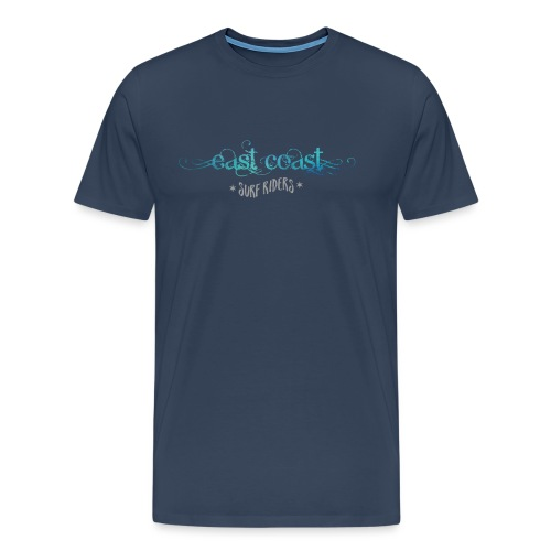 eccolor_surf_hello_02 - Männer Premium T-Shirt