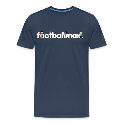 logo fmax png png - Men's Premium T-Shirt