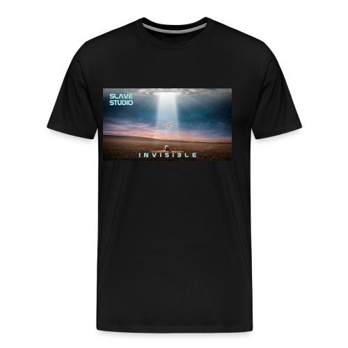 INVISIBLE - Maglietta Premium da uomo