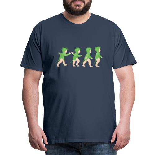 Bambino Drago - Maglietta Premium da uomo
