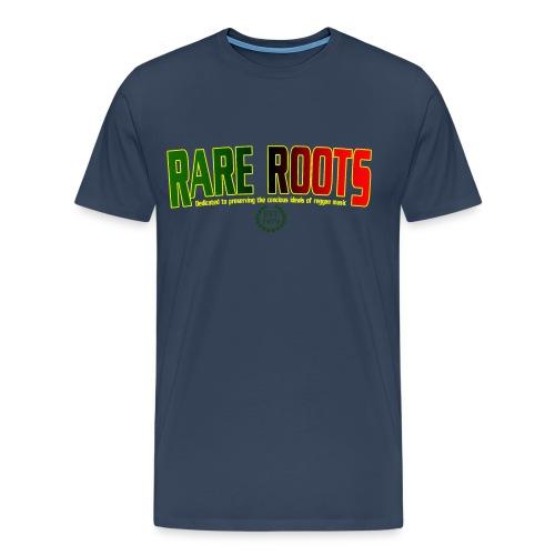 RARE ROOTS CLASSIC 4 - Men's Premium T-Shirt