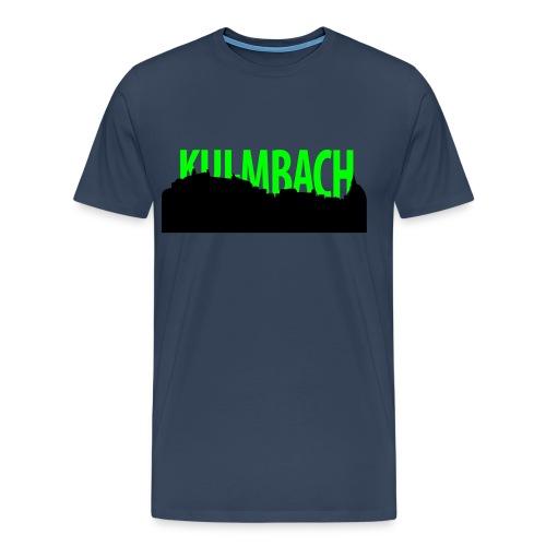 skyline_ku_schrift - Männer Premium T-Shirt