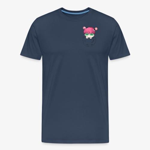 pocket chibi - T-shirt Premium Homme