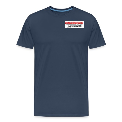 Borderline Kampagne - Männer Premium T-Shirt