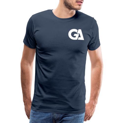 Gaming Alliance Wit - Mannen Premium T-shirt