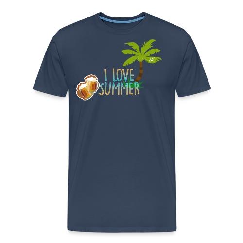NF - Summer - T-shirt Premium Homme