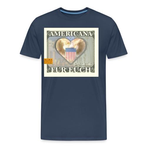 Americana für Euch - Men's Premium T-Shirt