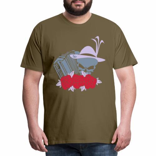 Rock Harmonika - Männer Premium T-Shirt