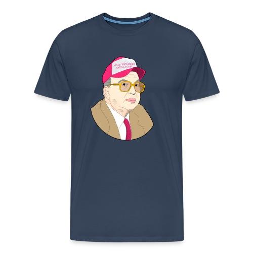 #MakeSocialismGreatAgain - Maglietta Premium da uomo