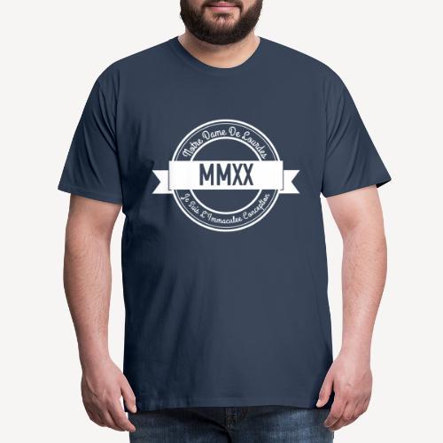 LOURDES MMXX - Men's Premium T-Shirt