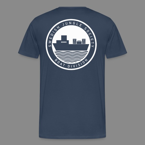 Boat Division Tshirt - Men's Premium T-Shirt