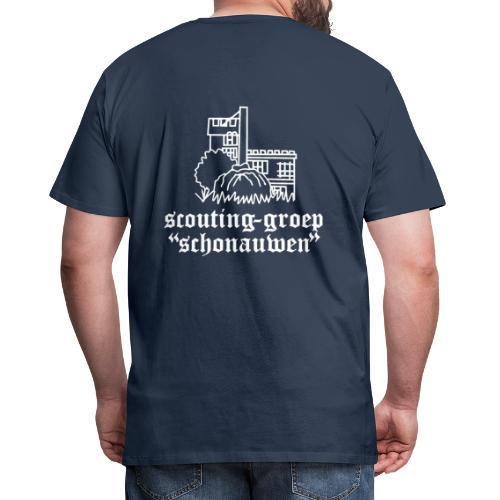 Schonauwen zomeruniform - Mannen Premium T-shirt