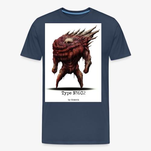 N16C2 - Männer Premium T-Shirt
