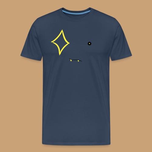 Scur , Face of Diamond - T-shirt Premium Homme