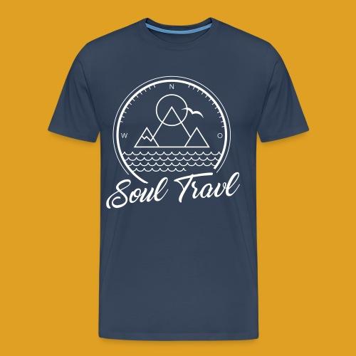 SoulTravl - Männer Premium T-Shirt