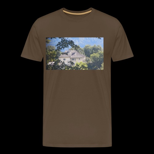 Altes Haus Vintage - Männer Premium T-Shirt