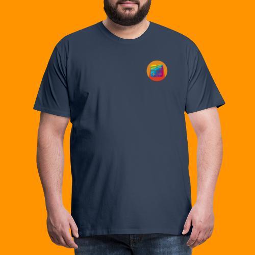 Matemáticas Sin Más Rainbow - Camiseta premium hombre
