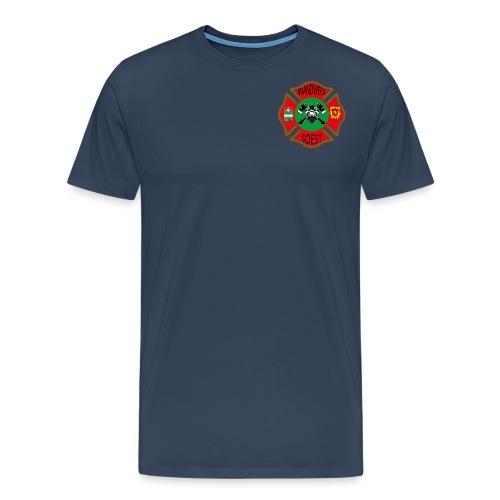 Patch Brandweer Soest - Mannen Premium T-shirt