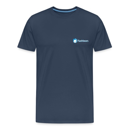 flashbears banner - Männer Premium T-Shirt