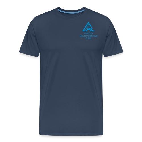 LMC-Full-LogoTextSml - Men's Premium T-Shirt
