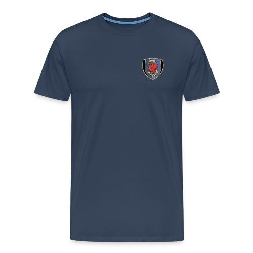 logo hfc 500px - Männer Premium T-Shirt