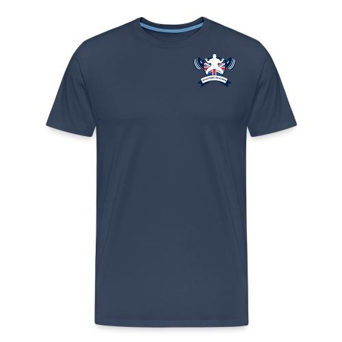 BPULogo-Final - Men's Premium T-Shirt