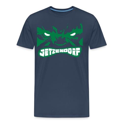 Grün und gefährlich - Männer Premium T-Shirt