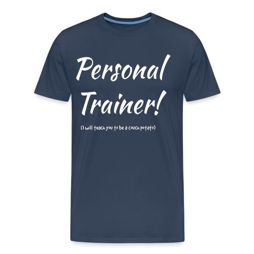 Personal Trainer - Männer Premium T-Shirt