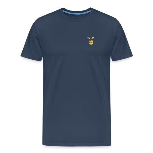 Malvisione dorata - Maglietta Premium da uomo