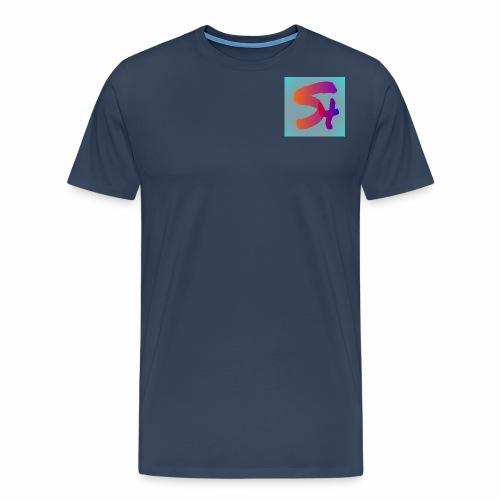 SQU4D (Minimised) - Men's Premium T-Shirt