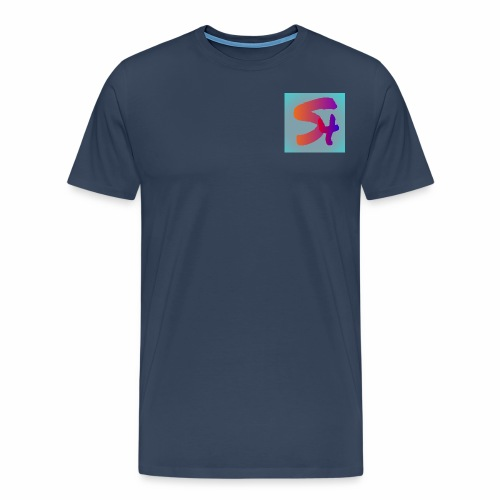 SQU4D (Minimised) - Men's Premium T-Shirt