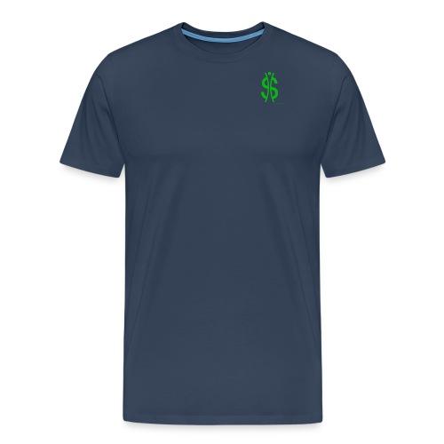 SLVP Logo - Men's Premium T-Shirt