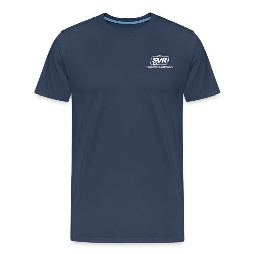 SVR webshop - Mannen Premium T-shirt
