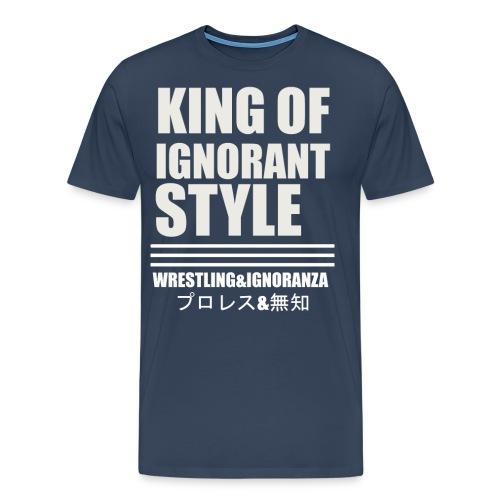 NAKAIGNORANZA RAGAZZI - Maglietta Premium da uomo