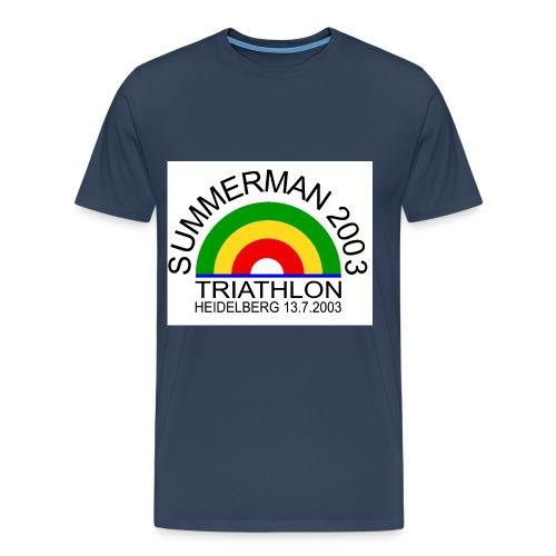 summerman - Männer Premium T-Shirt
