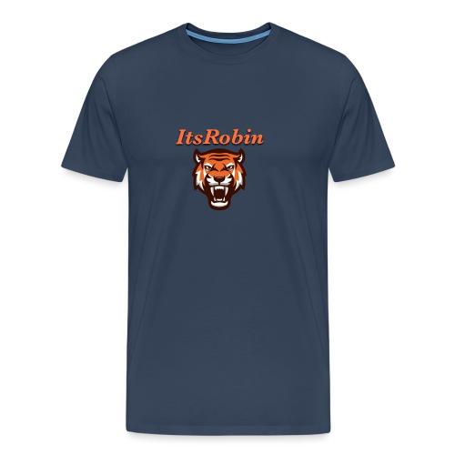 ItsRobin nieuw logo - Mannen Premium T-shirt
