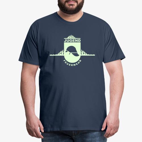 Jugend Feuerwehr - Männer Premium T-Shirt