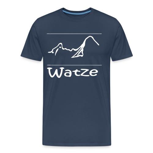 Watze - Männer Premium T-Shirt