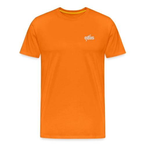 eifas_logo_ single_c_grey - Männer Premium T-Shirt